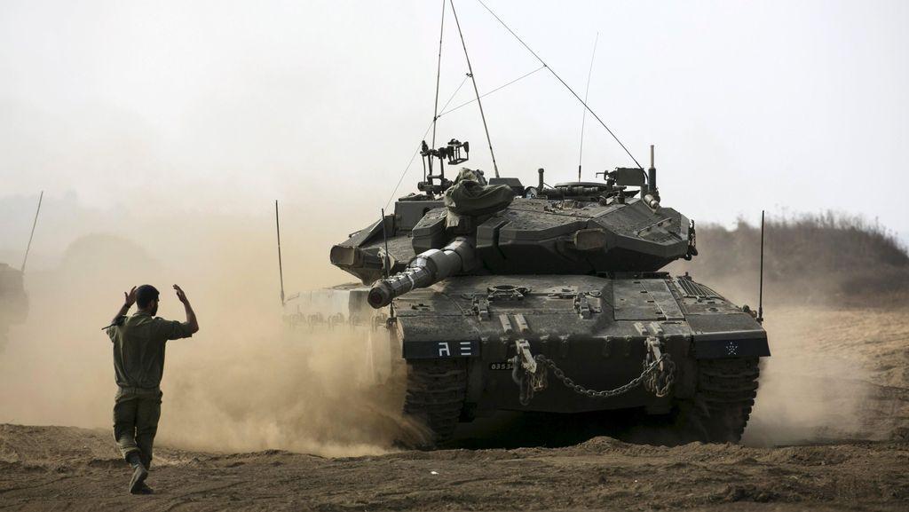 Serangan Udara Israel ke Wilayah Suriah Tewaskan 5 Warga Sipil