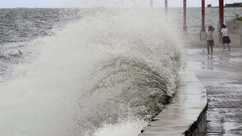 Topan Goni Terjang Filipina Utara, 6 Orang Tewas