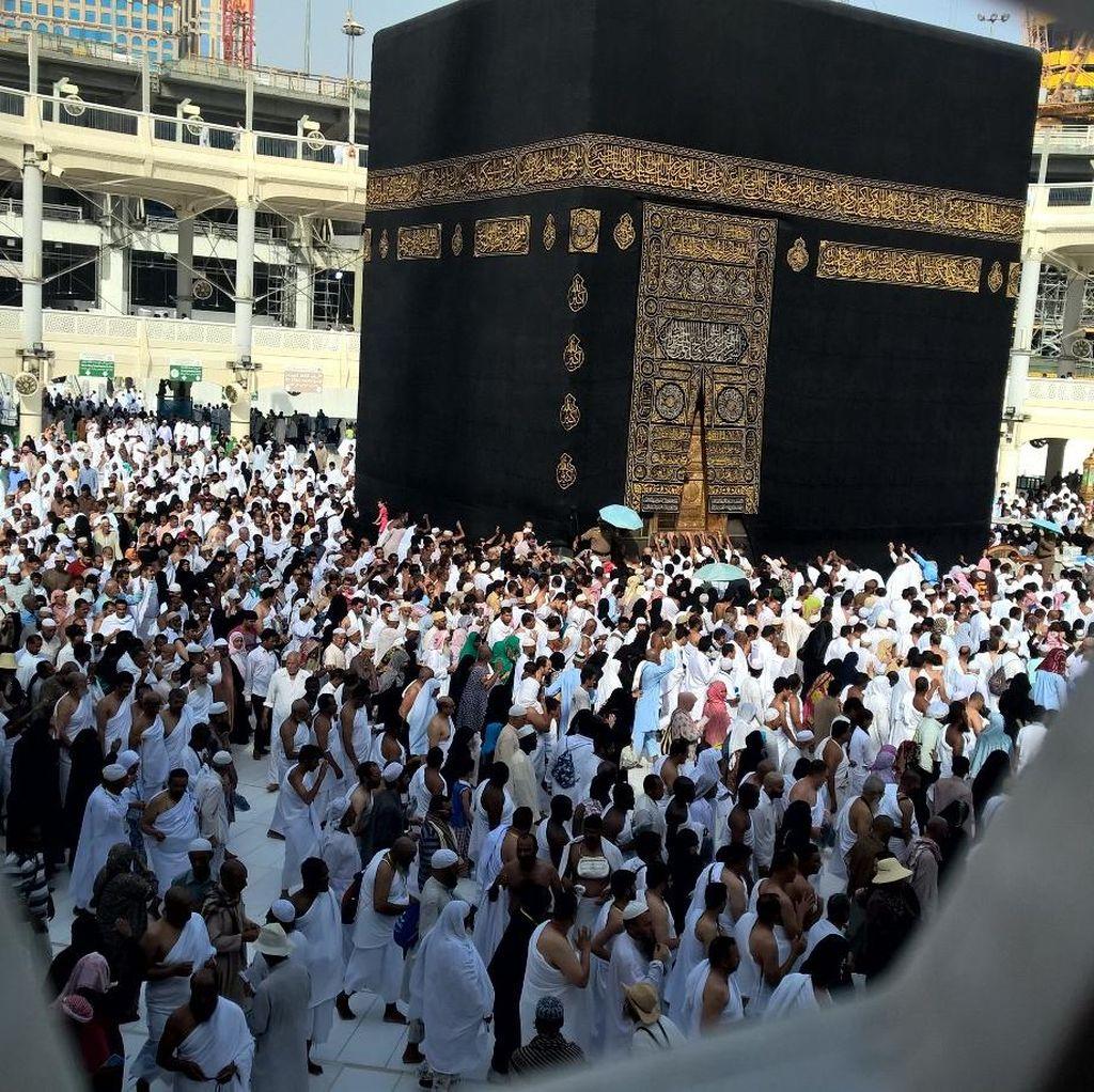 Satu Jemaah Haji Indonesia Wafat di Makkah