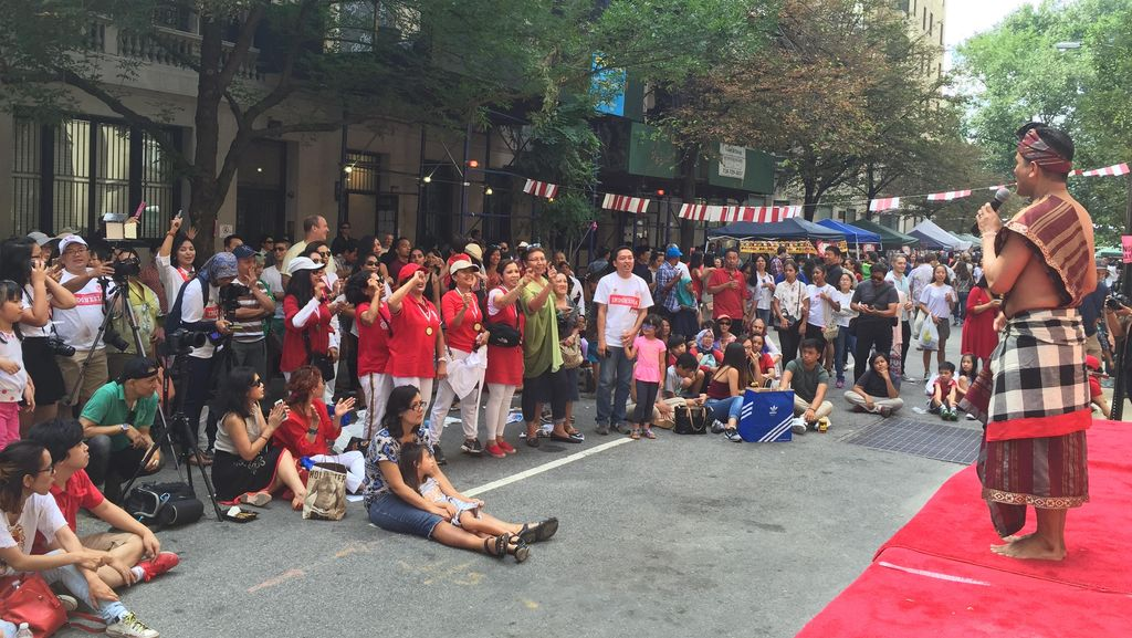 Pertama Kali Sejak 50 Tahun, Perayaan HUT RI Tutup Jalan di New York