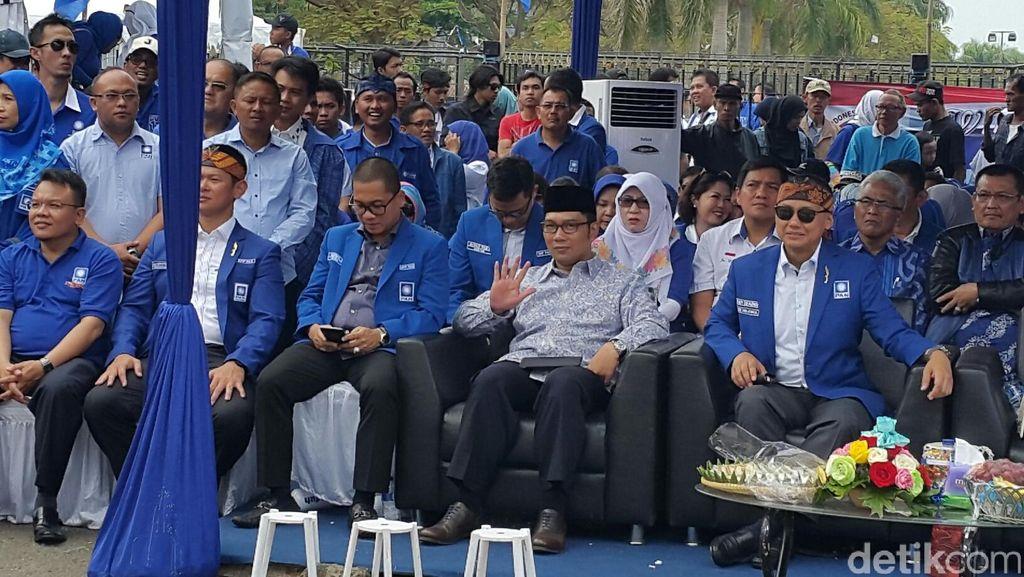 Ketum PAN Puji Ridwan Kamil: Dia Wali Kota yang Berhasil