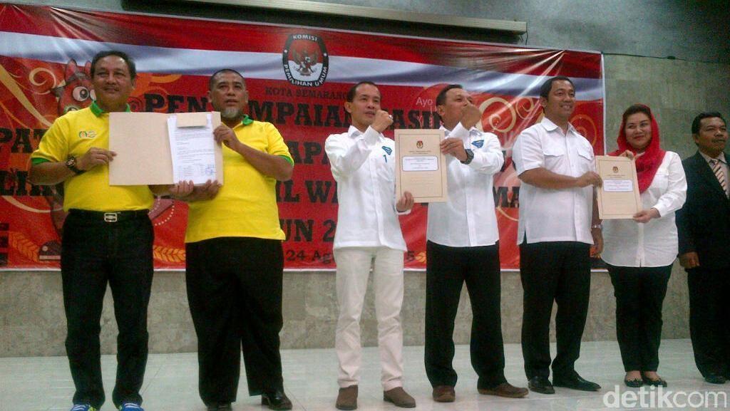Dana Kampanye Rp 16 M, dari Mana Cawalkot Semarang Mendapatkannya?