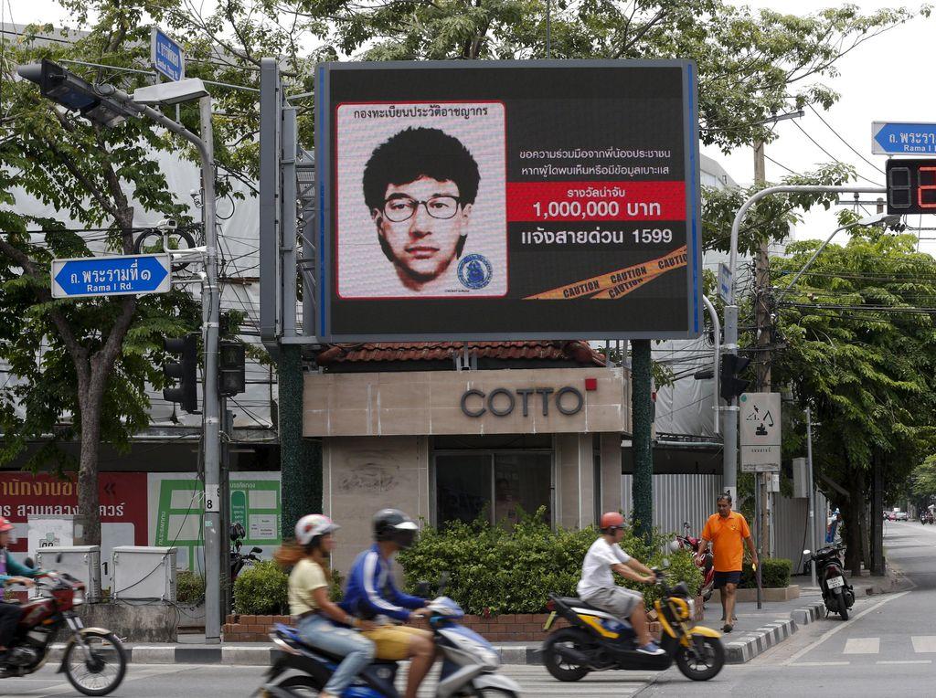 Thailand Juga Lacak Aliran Uang Tersangka Bom Bangkok