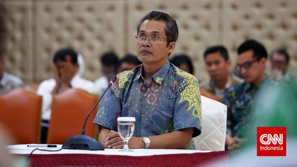 Lolos 8 Capim KPK, Hakim Alexander: Ikut Tes di DPR Tak Perlu Pakai Lobi Politik