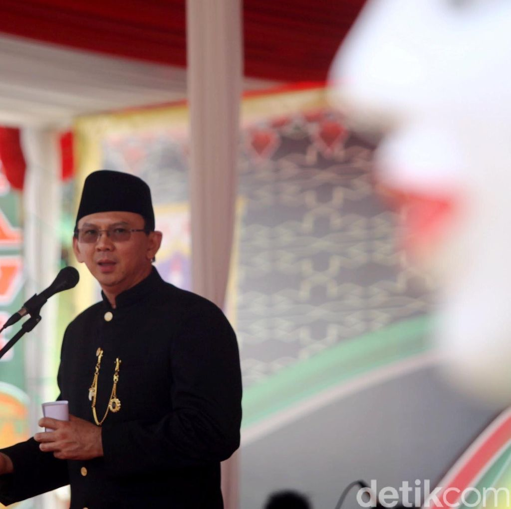 Ahok ke Dirut PT Jamkrida Jakarta: Kalau Nggak Bagus, Pecat, Pecat dan Pecat!