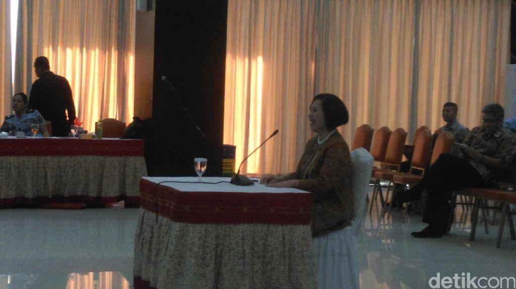 Chesna Fizetty Anwar, Orang Lama yang Ingin Kembali ke KPK