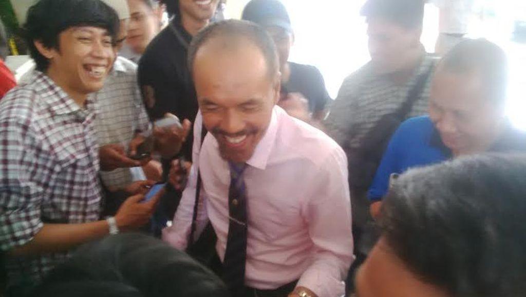 Hakim Sarpin ke Komisioner KY: Sudah Terlambat untuk Minta Maaf