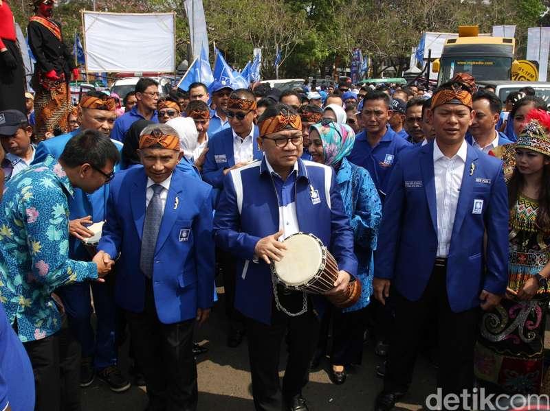 Kader PAN se-Indonesia Kumpul di Jakarta, Bahas Dukungan ke Pemerintah