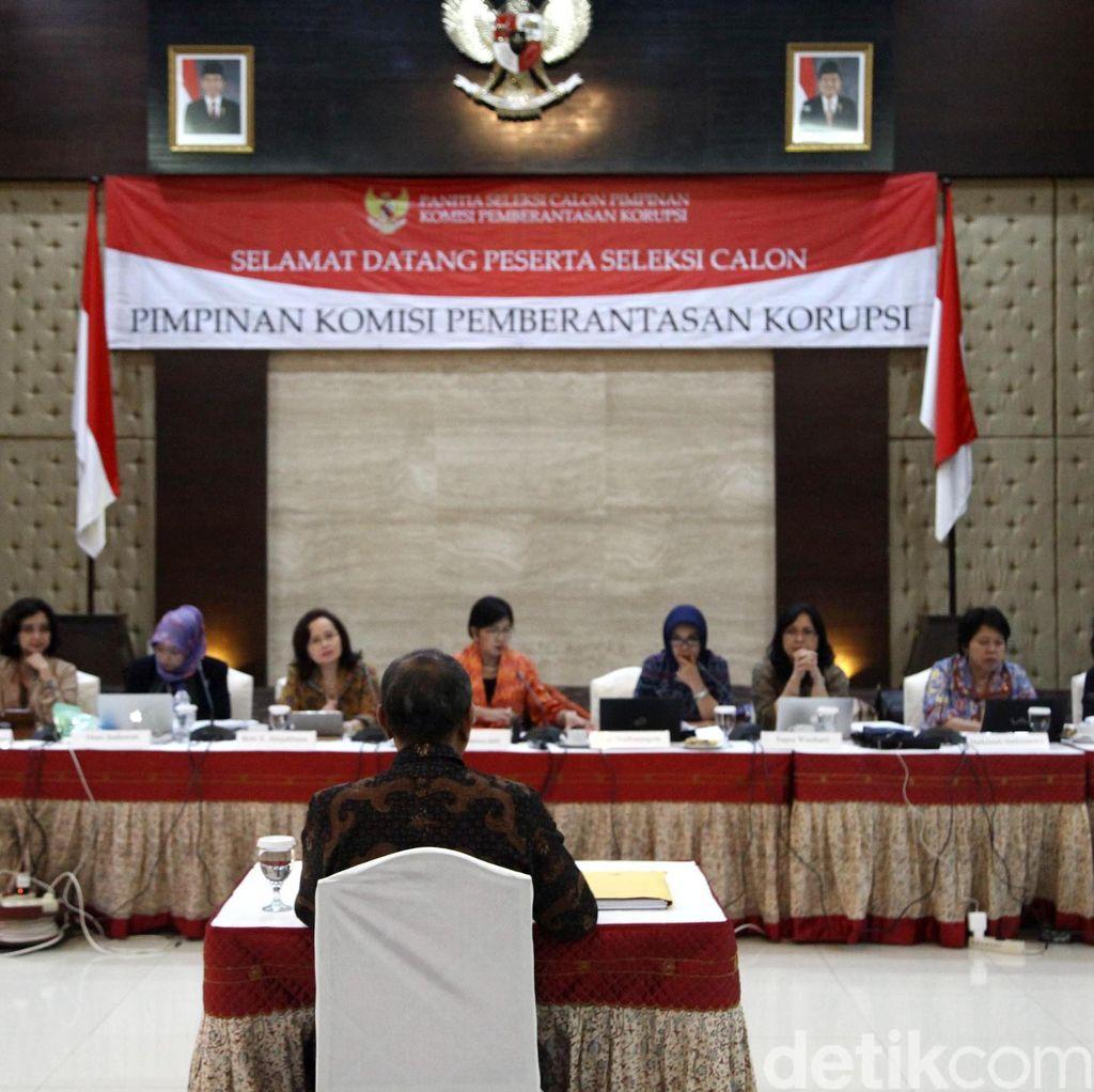 Hari Ini Pansel Serahkan 8 Nama Capim KPK ke Jokowi