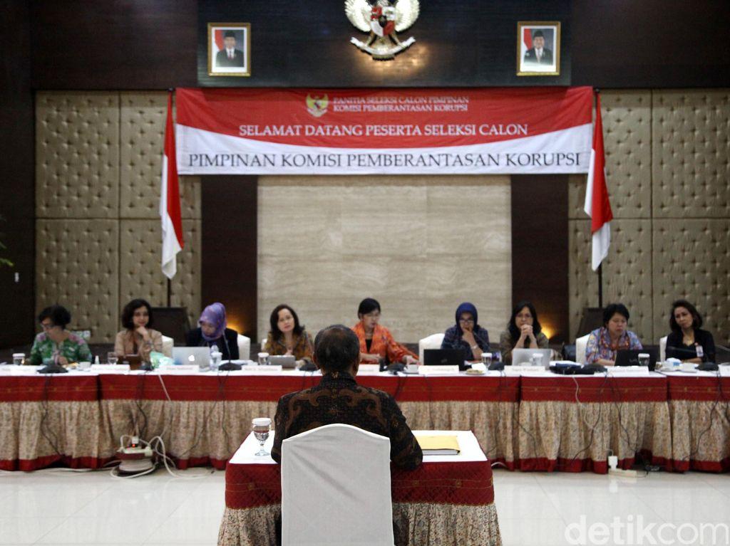 Asal Lembaga Bukan Jadi Pertimbangan Pansel KPK Pilih Capim