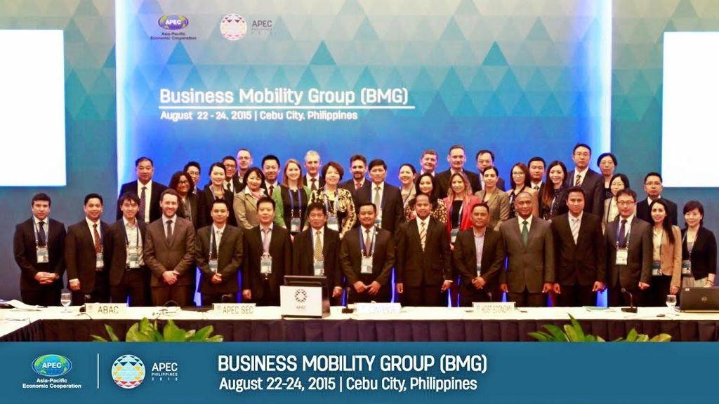 Imigrasi RI Hadiri Pertemuan Bahas Pelayanan Keimigrasian Anggota APEC di Cebu