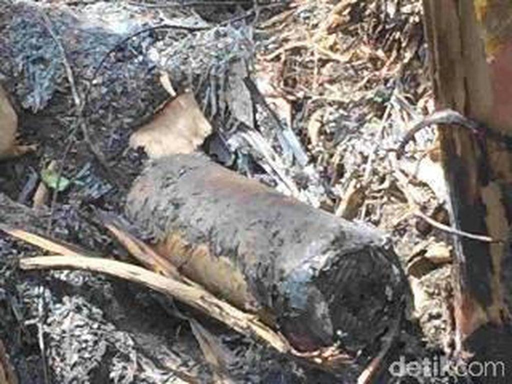 Polda Aceh Tangkap Pelaku Teror Bom di Lhokseumawe, 2 Pucuk Senpi Disita