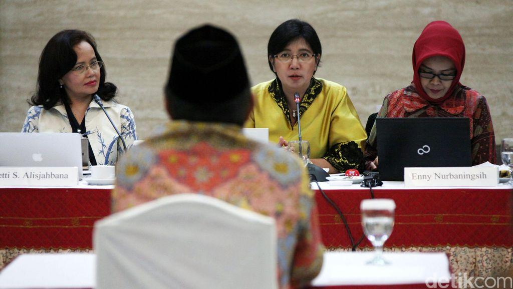 Cek Ulang LHKPN Capim, Ketua Pansel KPK: Kita Lihat Wajar atau Tidak