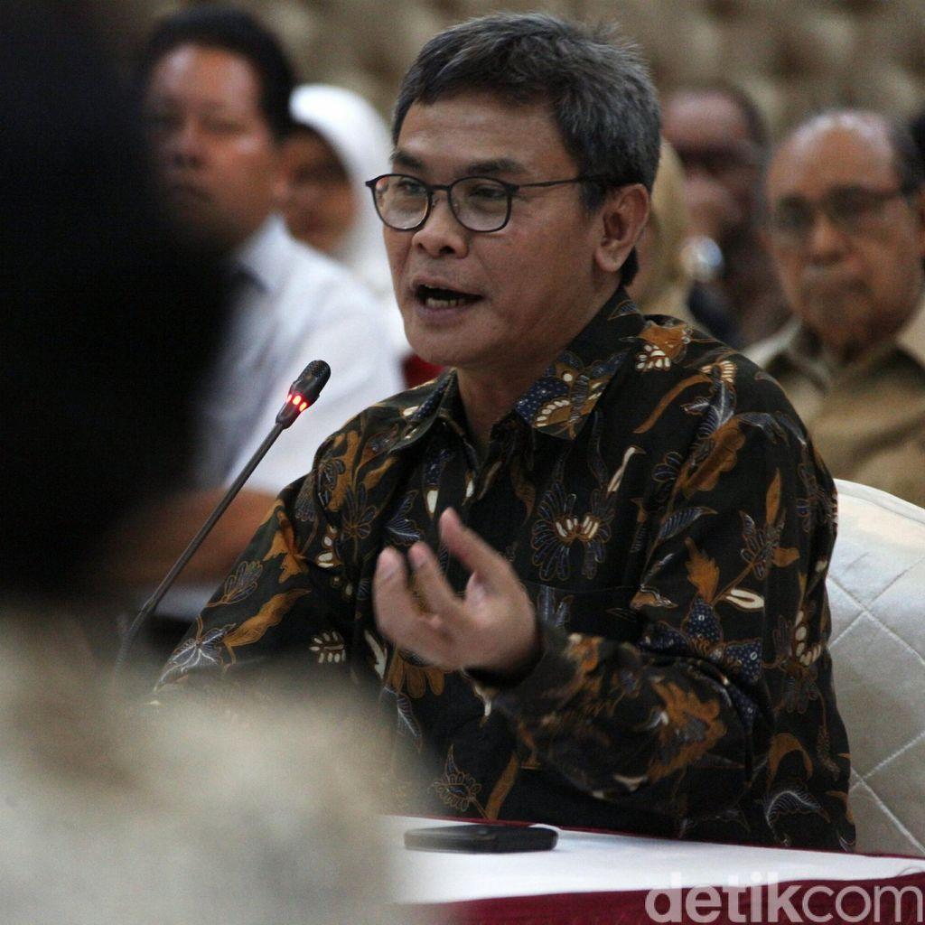Johan Budi Sempat Terkejut Dengar Revisi UU KPK Masuk Prolegnas 2015