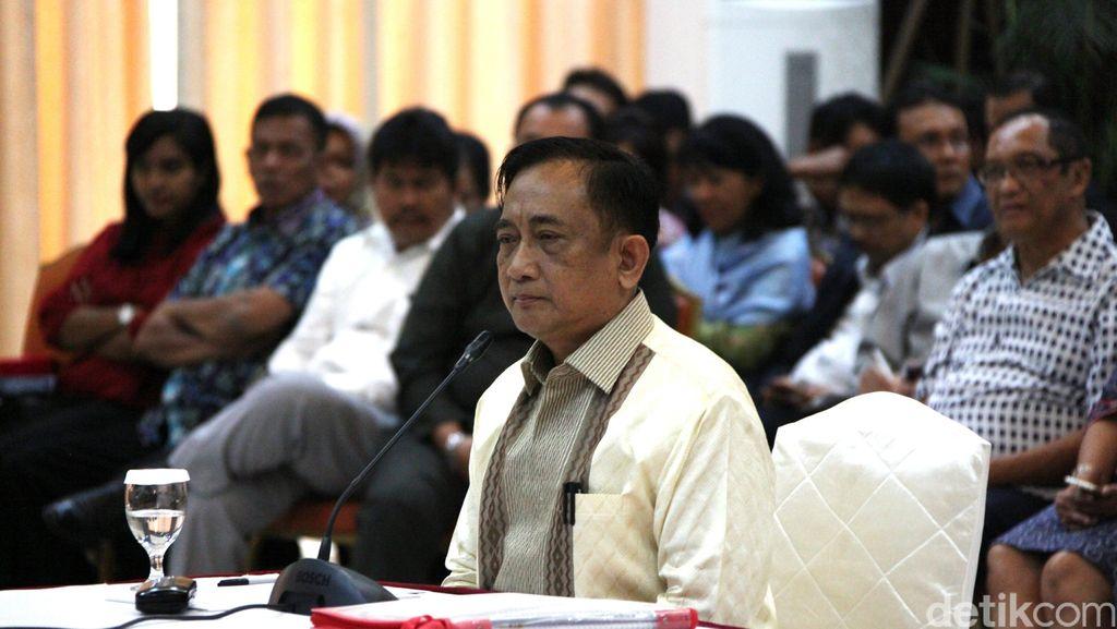 Tak Lolos 8 Besar Capim KPK,  Hendardji Soepandji: Pansel Bekerja Profesional