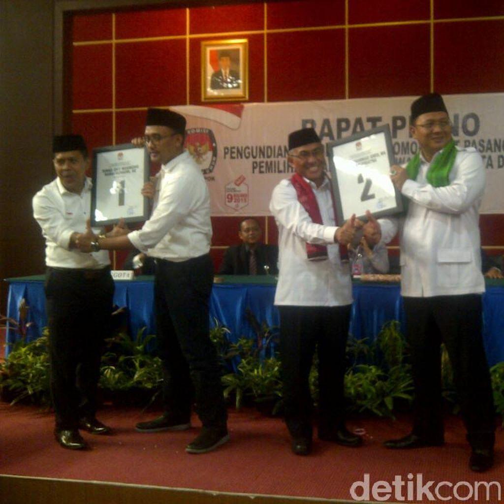 Pilwalkot Depok: Dimas Gerilya, Idris Tetap Tugas Sebagai Wakil Wali Kota