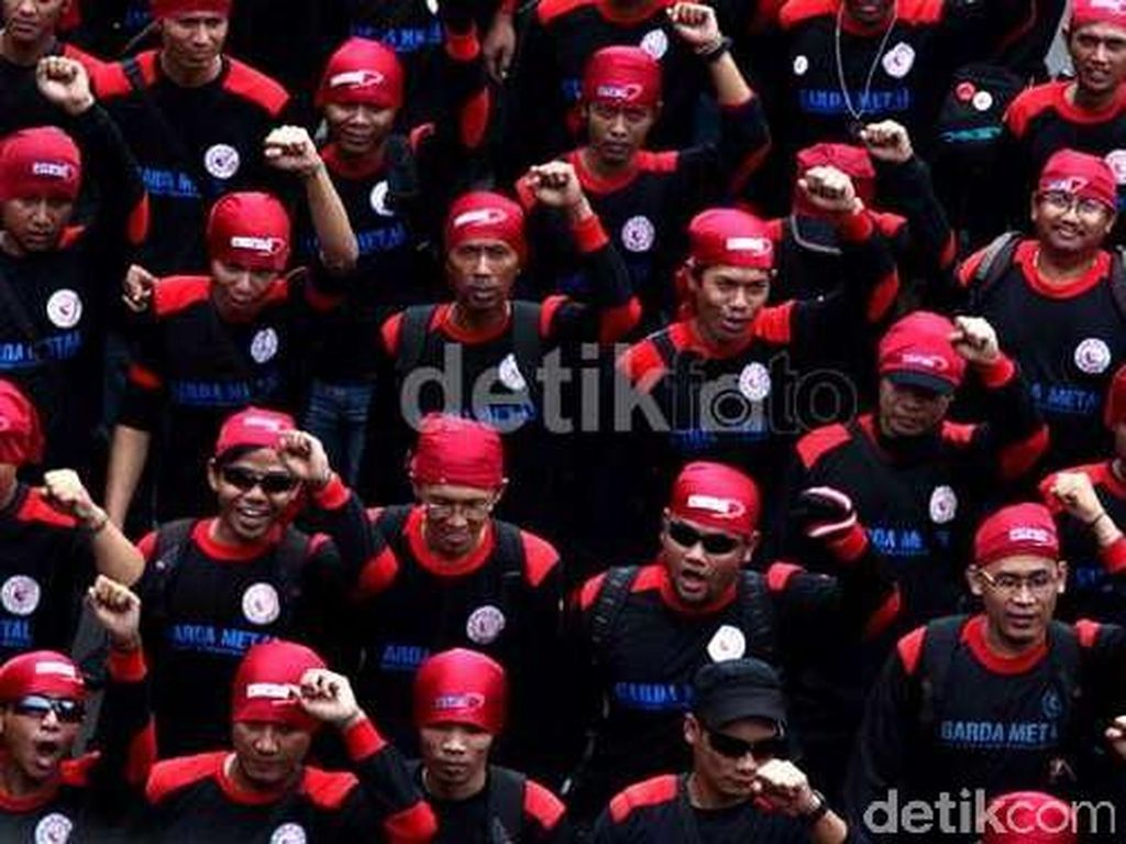 Mengapa Demo di Jakarta? Korlap Massa: Kalau Ibu Kota di Bekasi, Kita ke Sana