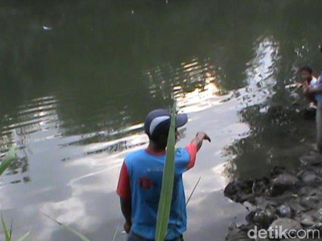 Mayat Dalam Karung Ditemukan di Sungai Pekalen Punya Tahi Lalat di Hidung