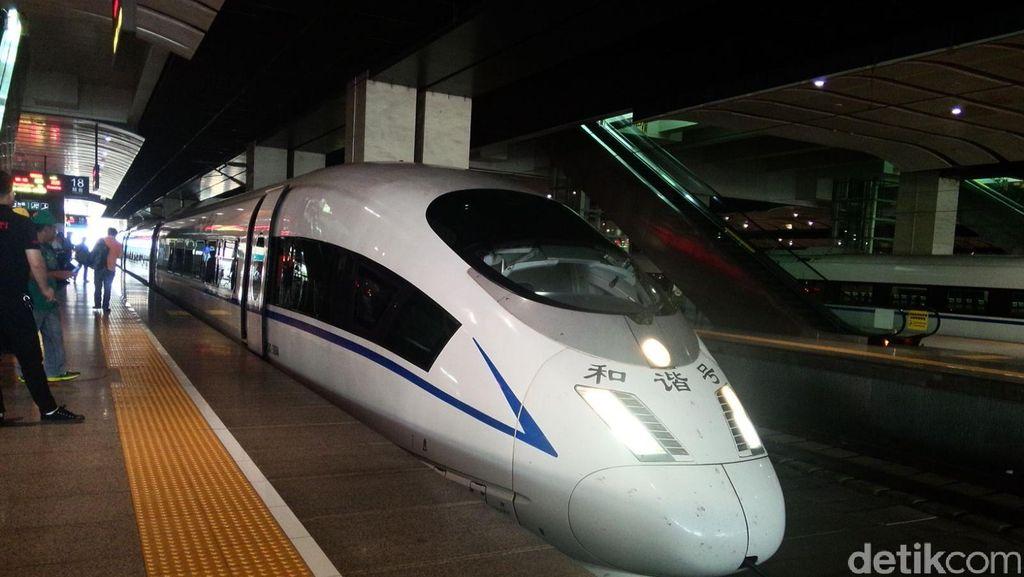 Wuzz! Perjalanan Setara Jakarta-Bandung Ditempuh 40 Menit di China