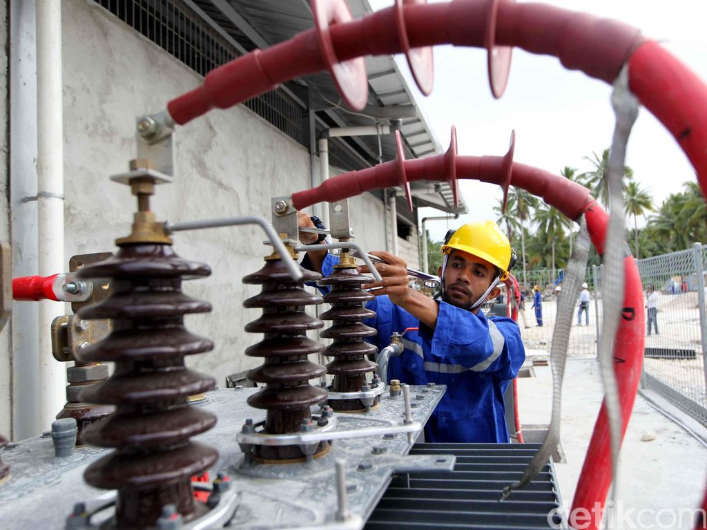 Pembangkit Listrik Kedua di Program 35.000 MW Beroperasi