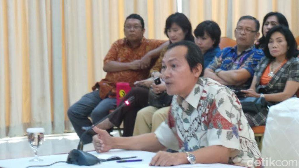 Baru Tahu Lolos, Capim Saut Situmorang Belum Siapkan Strategi Hadapi DPR