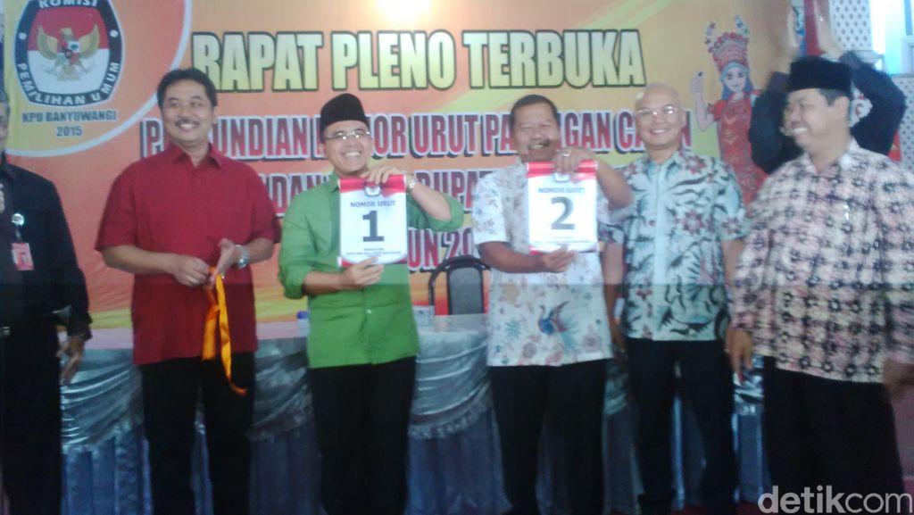 Dana Kampanye Maksimal Rp 16 M, Cabup Banyuwangi Perkirakan Habis Rp 5 M