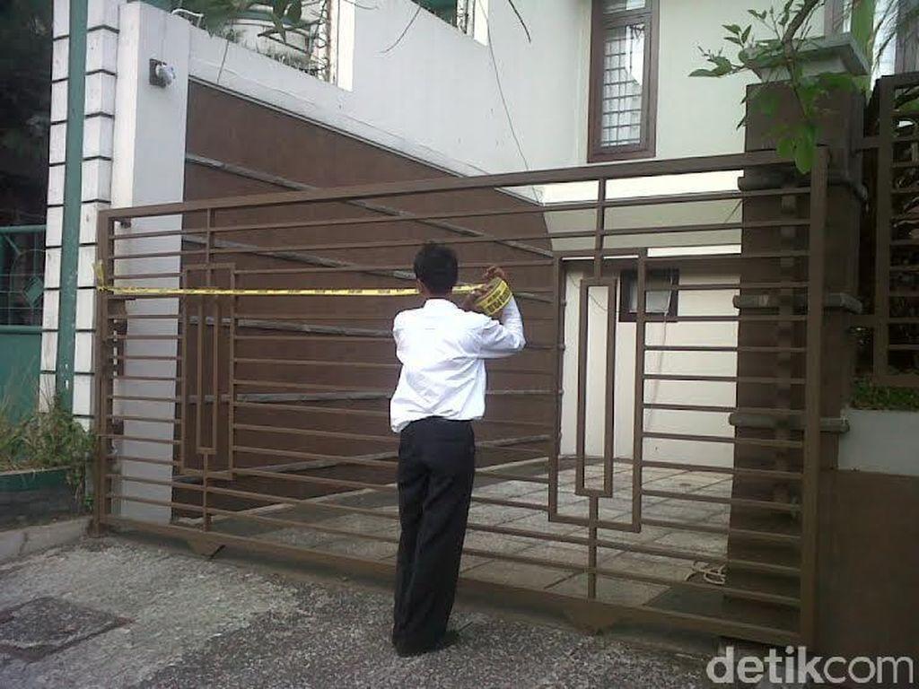 Begini Wujud Rumah Mewah di Bandung yang Digerebek Polisi