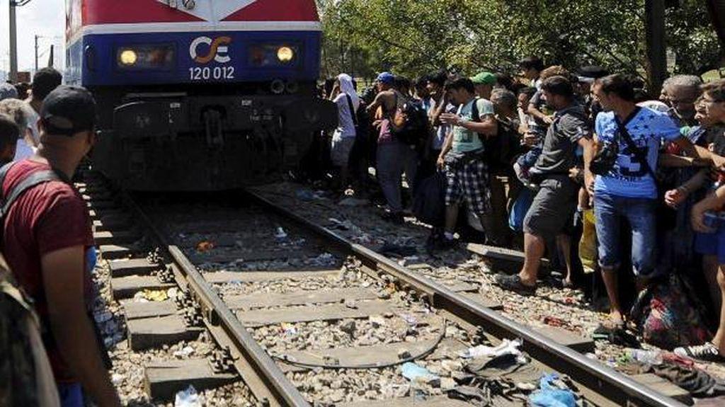 Uni Eropa Janjikan Solusi terhadap Penyelundupan Manusia