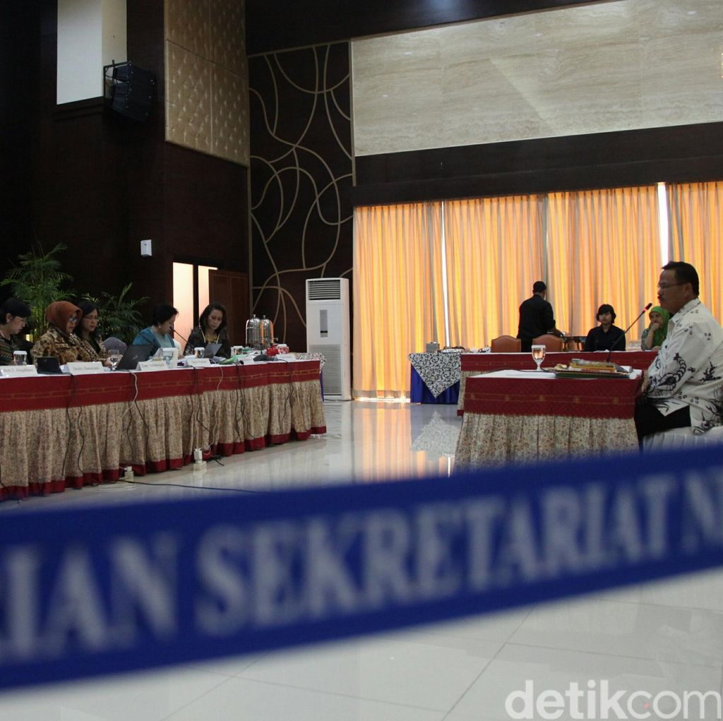 Dari Unsur Polisi, TNI Sampai Jaksa Masuk 8 Nama Capim KPK