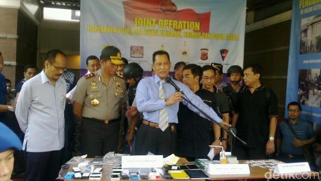 Begini Siasat Dirjen Imigrasi Cegah Kejahatan WNA Bermarkas di Indonesia