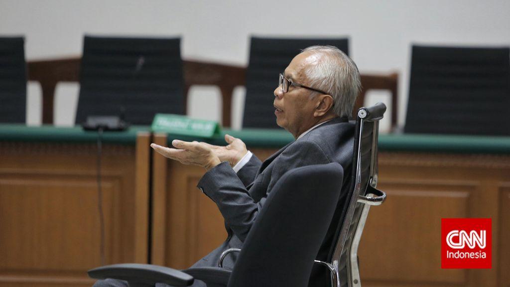 Hakim Kabulkan Keinginan OC Kaligis yang Minta Sidang Dakwaan Ditunda