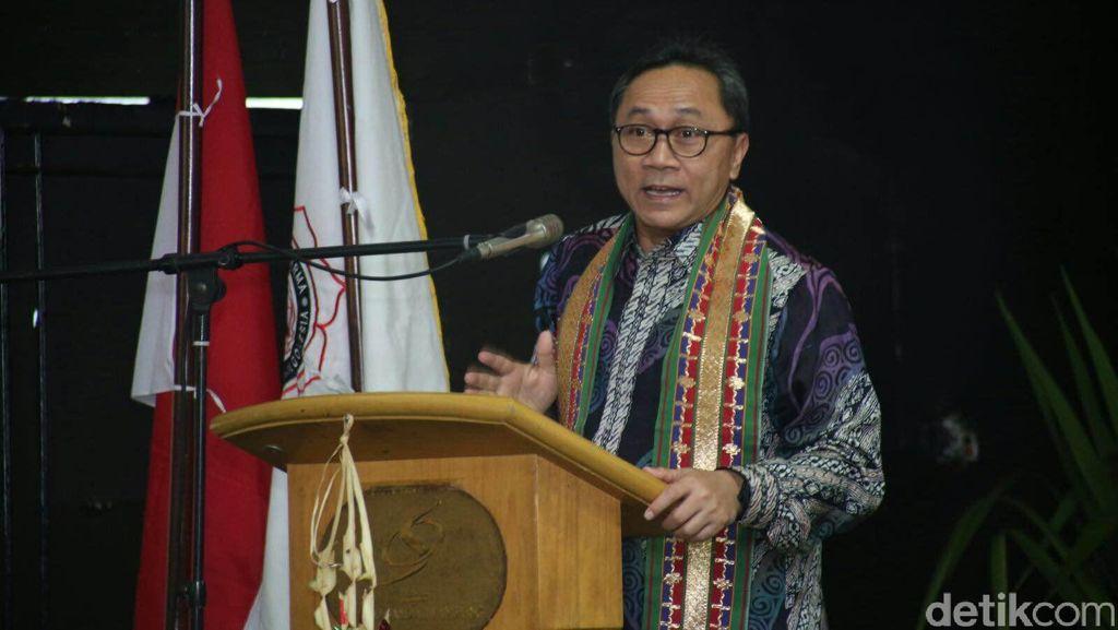 Ketua MPR Zulkifli Hasan Temui Ketum PBNU Said Aqil, Bahas Apa?