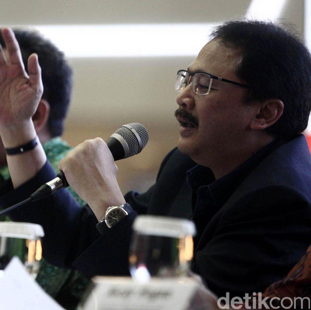 Jabatan Direksi BEI Bakal Diperpanjang 5 Tahun, Tito: Kita Nggak Tahu