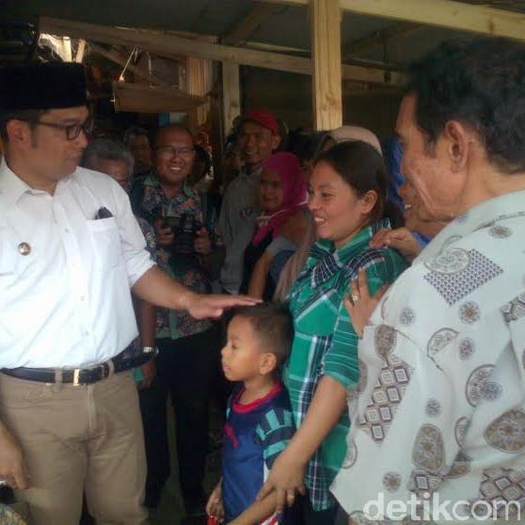 Ridwan Kamil Siapkan Perda HAM di Kota Bandung