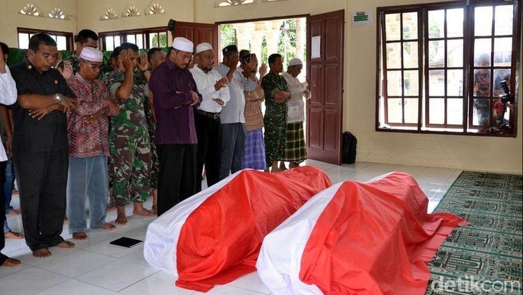 Penembak Sadis 2 Intel Kodim Aceh Utara Tewas Didor Polisi di SPBU