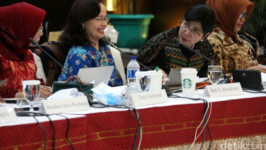 Jadwal Jokowi Padat, Pansel KPK Batal Setor 8 Nama Capim 31 Agustus