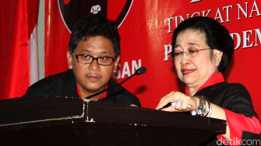 Seskab Pramono Anung dan Hasto Merapat ke Rumah Megawati, Ada Apa?