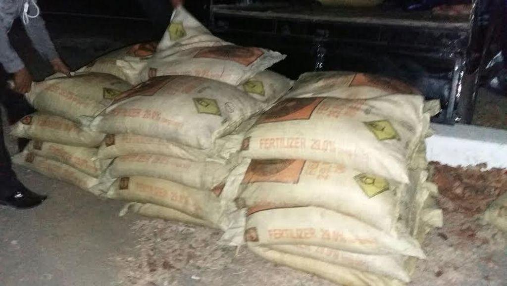 Polres Pangkep Amankan 2 Penyelundup Bom Ikan