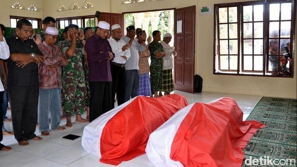 Polda Aceh Amankan 1 Pucuk AK milik Penembak Sadis 2 Intel Kodim