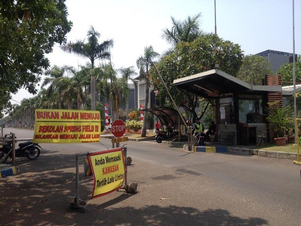 Wali Kota Jakbar Bantah Tebang Pilih Terkait Kasus Portal Perumahan Permata Buana