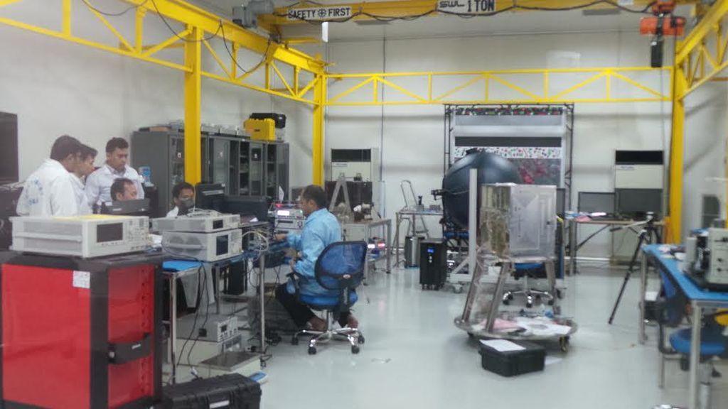 Setelah Lapan A2, ini 4 Satelit yang akan Diproduksi Ahli Dalam Negeri