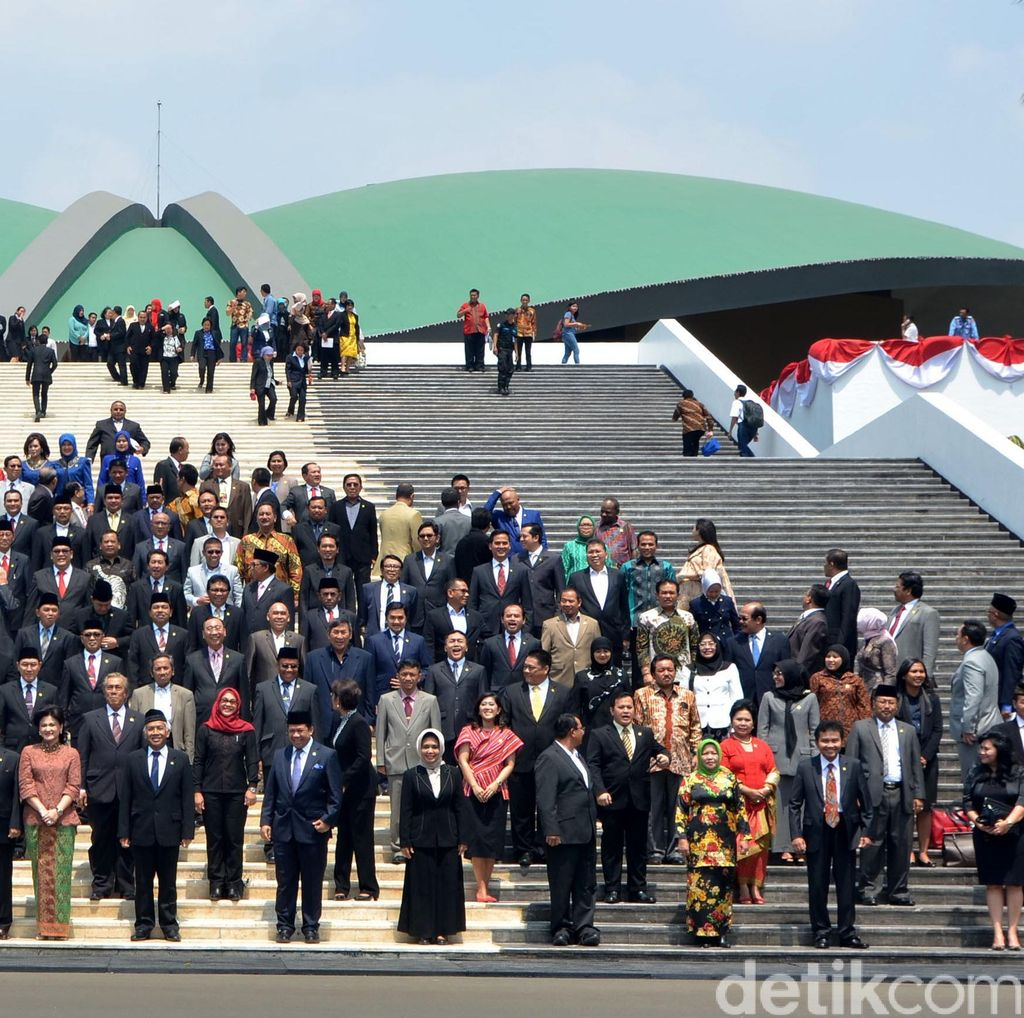 DPR Siapkan RUU Pengampunan Nasional, Aturan untuk Ampuni Koruptor