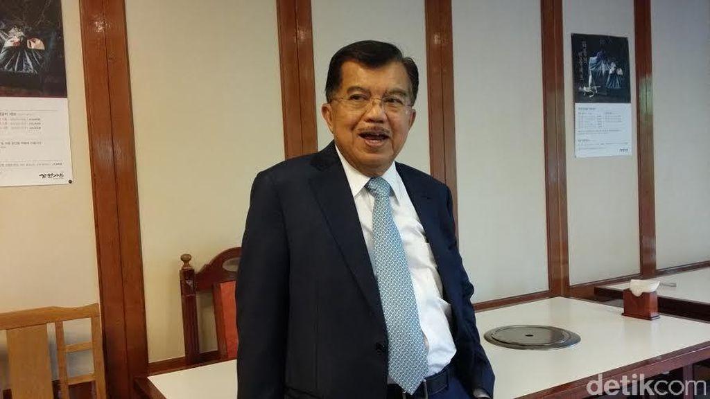 JK: Konflik di Indonesia karena Ketidakadilan, Bukan Agama