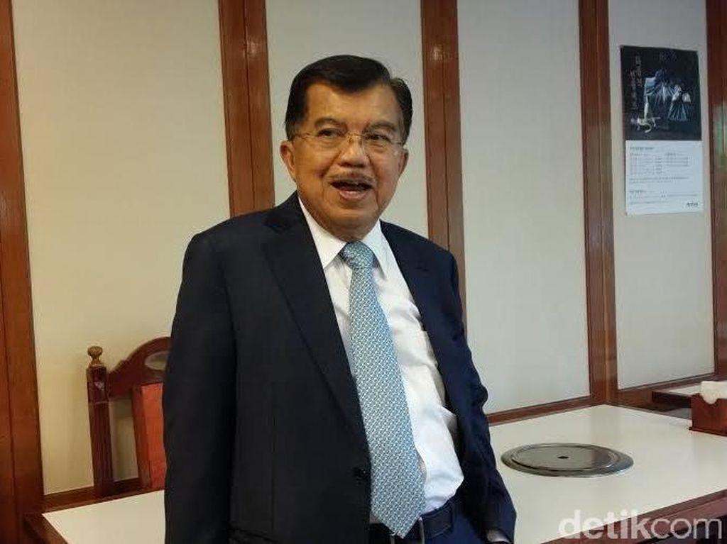 KAMMI Temui JK Bahas Kondisi Ekonomi Indonesia