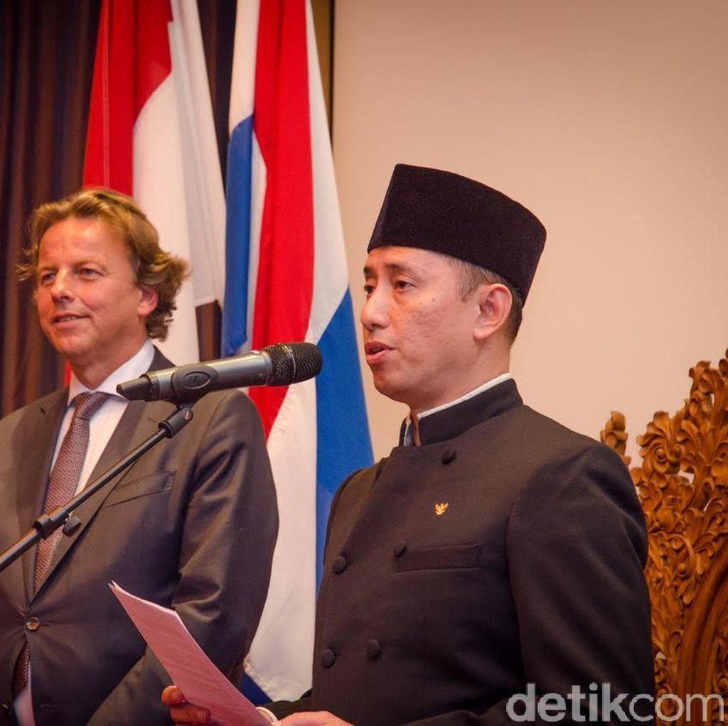 Indonesia Tegaskan Hubungan Bilateral yang Setara Sederajat