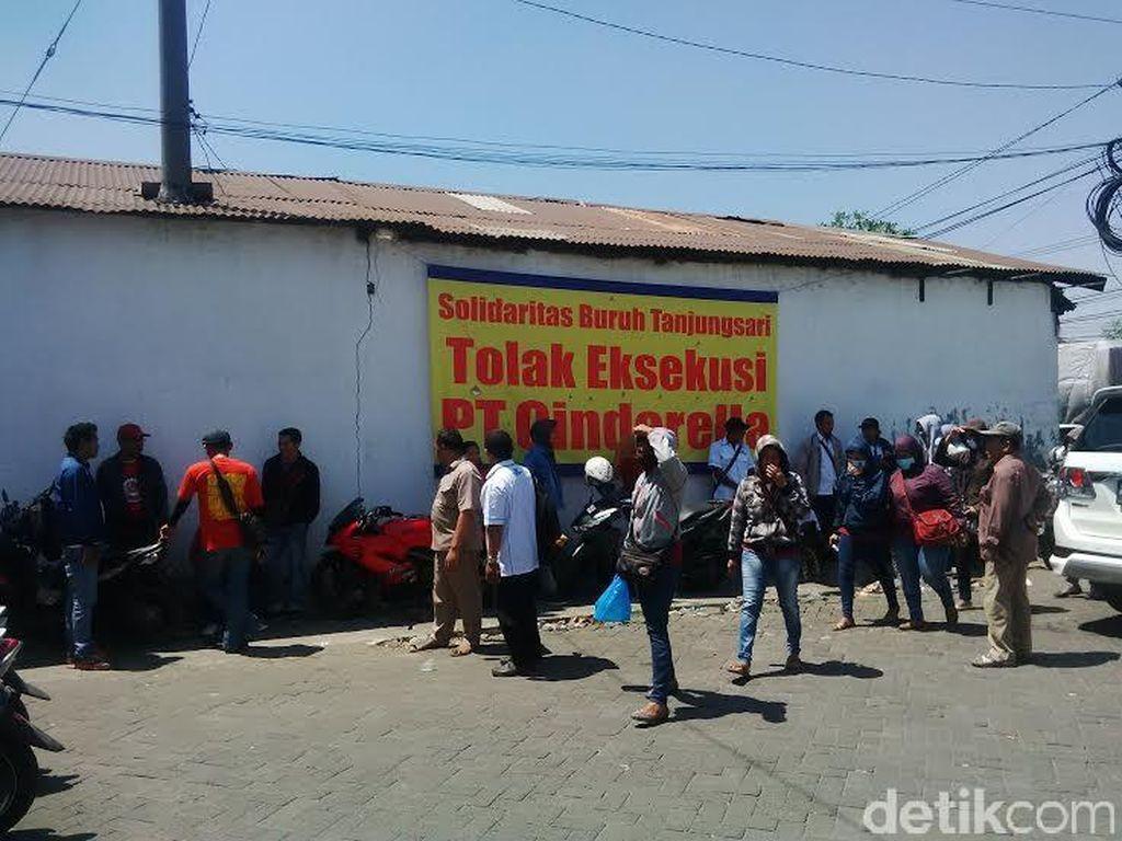 PT CVI Urung Dieksekusi Hari ini, Buruh Tetap Stand By