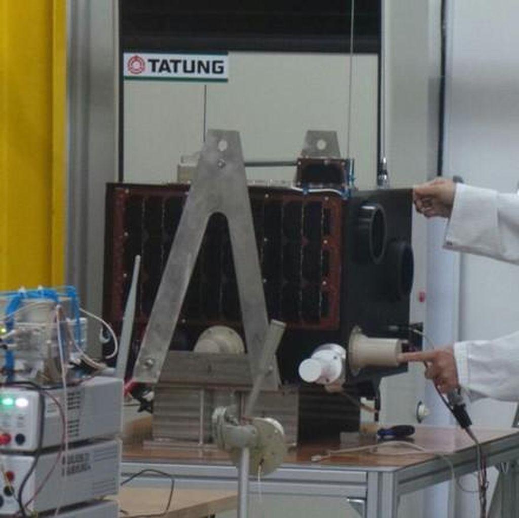 Dikirim ke India Minggu Depan, Begini Persiapan Peluncuran Lapan A2