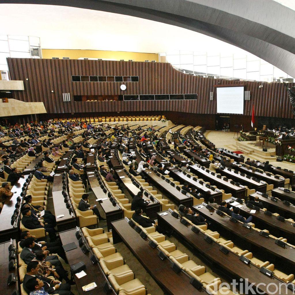 Kenapa DPR Berniat Revisi UU KPK dan Mengampuni Koruptor?