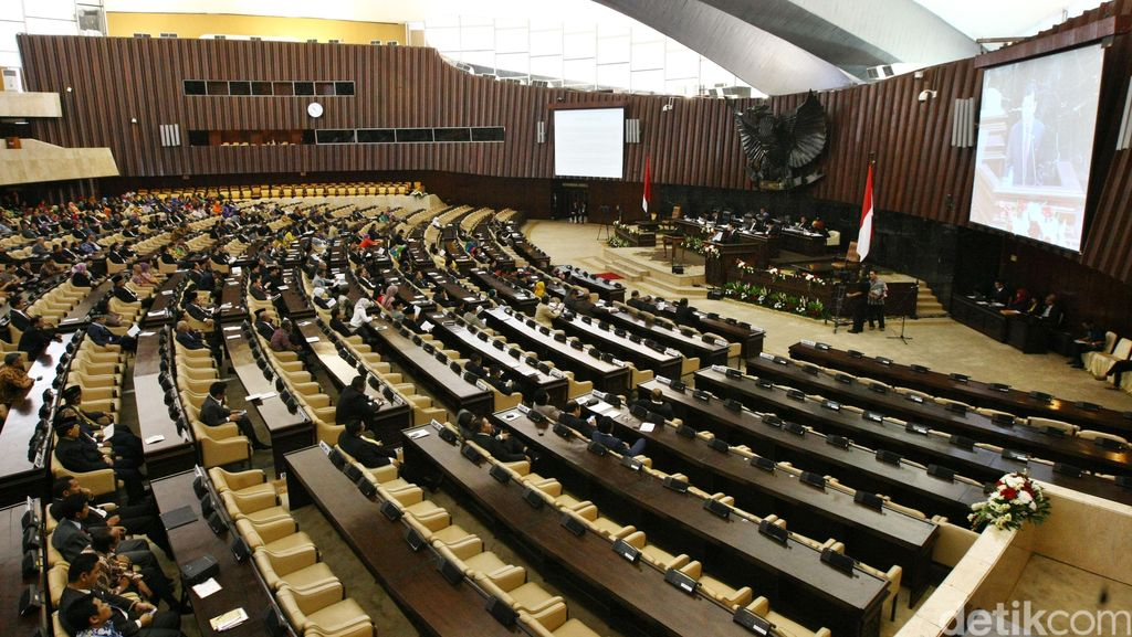 7 Proyek DPR Terancam Ditolak Jokowi, Gerindra: Proyek Itu Tak Urgent