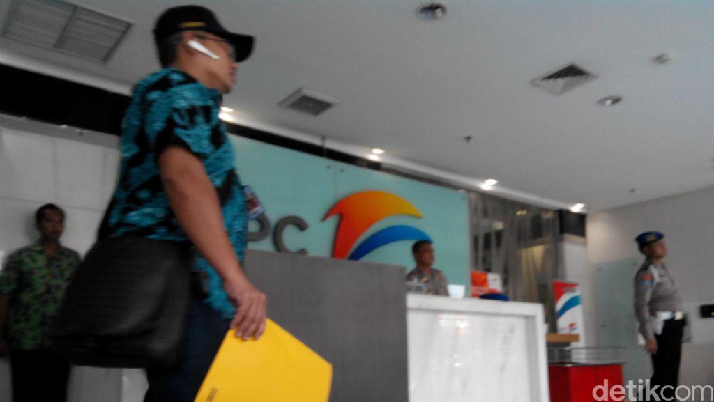 Lino Mengaku Ditelepon Menteri Sofyan Djalil Saat Kantor Pelindo Digeledah